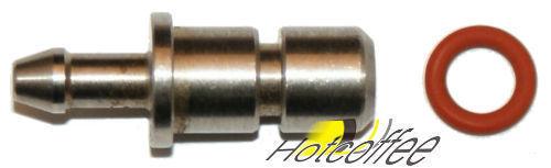 Ersatzteil Adapter 1.4mm zu Ersatz-Kit Jura X7 Franke Saphira /& Baugleiche //R84