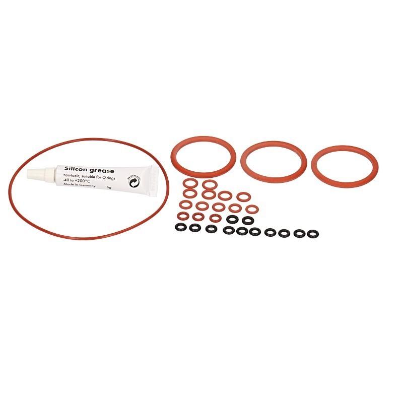 SET015 5x Wartungsset Dichtung O-Ring Dichtungssatz passend für DeLonghi ESAM